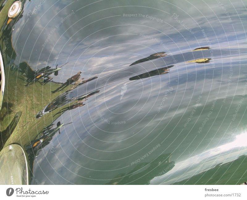 jaguar Reflexion & Spiegelung Elektrisches Gerät Technik & Technologie PKW
