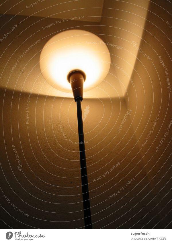 Stehlampe Lampe Licht Häusliches Leben Beleuchtung Eck