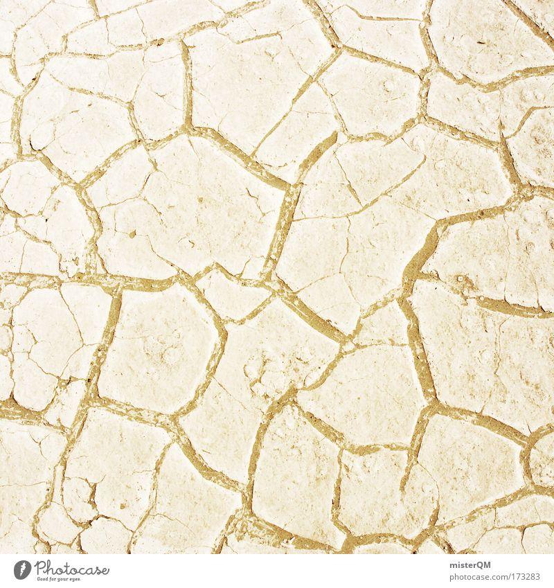 Zeichen der Zeit. springen Tod träumen Stein Traurigkeit Wärme Sand Wetter Zeit Zukunft Bodenbelag Wüste Luftaufnahme Vergänglichkeit heiß Muster