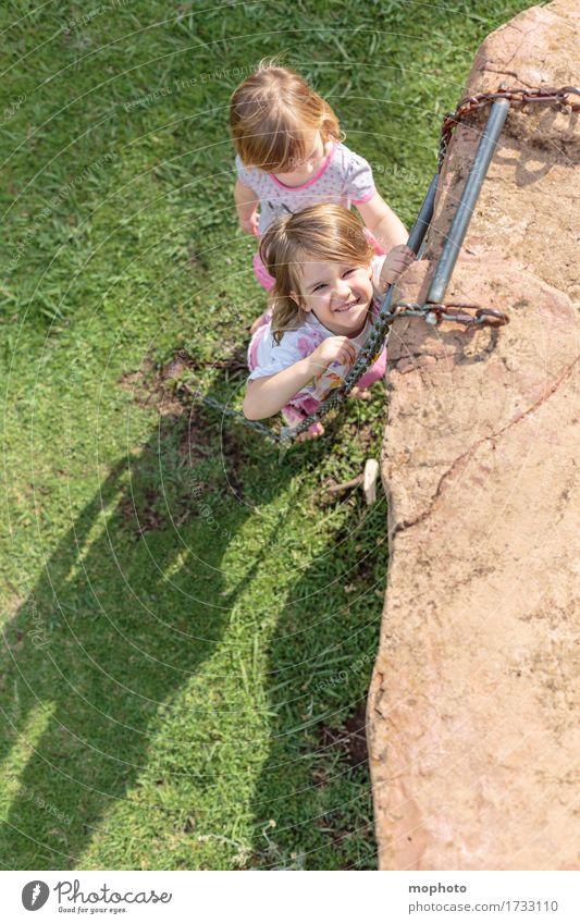 Himmelsstürmer #4 sportlich Spielen Klettern Bergsteigen Kindererziehung Kindergarten Mensch Kleinkind Mädchen Geschwister Schwester Familie & Verwandtschaft 2