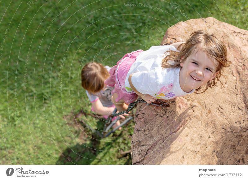 Himmelsstürmer #5 Lifestyle Freude sportlich Freizeit & Hobby Spielen Ferien & Urlaub & Reisen Ausflug Sommerurlaub Klettern Bergsteigen Kindererziehung