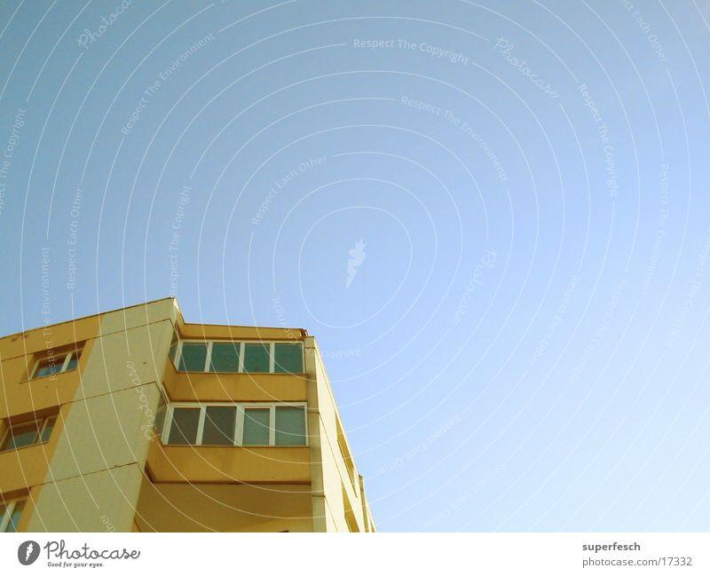 schöner wohnen 1 Haus Fenster Gebäude Architektur Beton Häusliches Leben