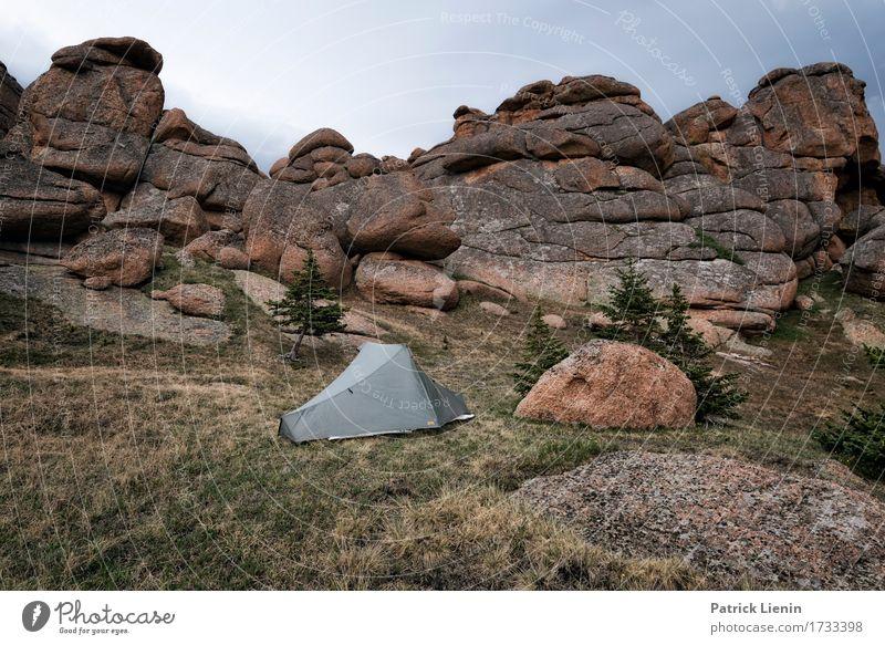 Lost Creek Wilderness schön Ferien & Urlaub & Reisen Tourismus Abenteuer Camping Sommer Berge u. Gebirge wandern Umwelt Natur Landschaft Himmel Wolken Klima