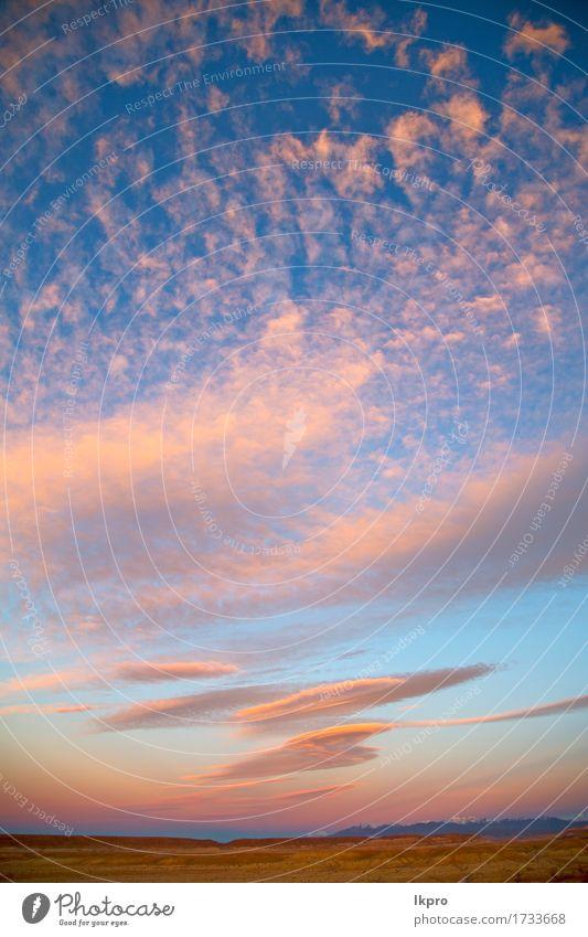 weiße weiche Wolken und abstrakter Hintergrund Himmel Natur Himmel (Jenseits) Farbe schön Sonne rot Umwelt natürlich Freiheit hell Wetter Textfreiraum