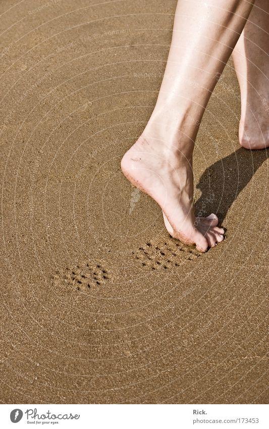 .Bester Grip- bei jedem Wetter! RELOADED Frau schön Ferien & Urlaub & Reisen Meer Sommer Strand Erwachsene feminin Stil Gesundheit Wellen elegant Haut wandern