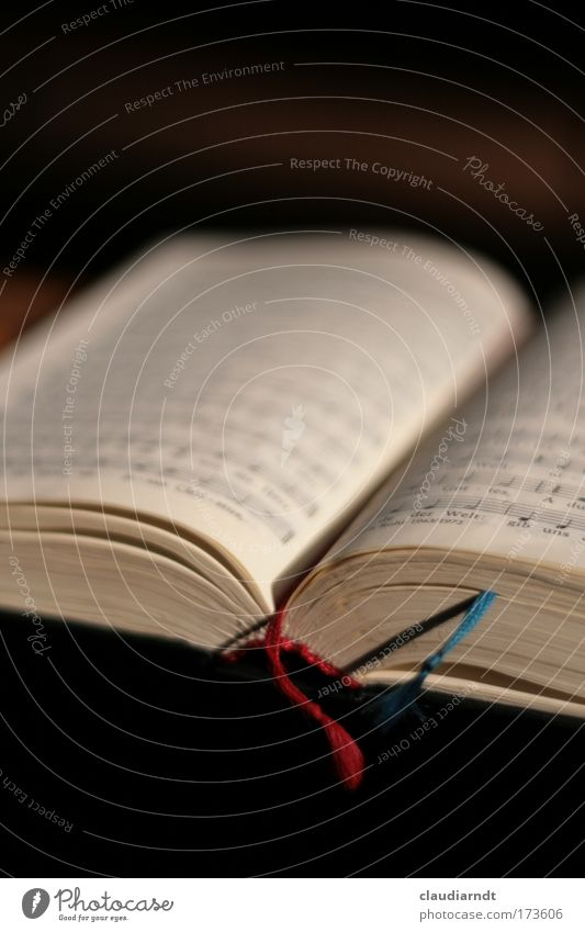 Sonntags Religion & Glaube Buch Kirche Medien Musik Printmedien Glaube Musiknoten Gottesdienst Christentum singen Bibel Sänger Katholizismus Gesang Chor