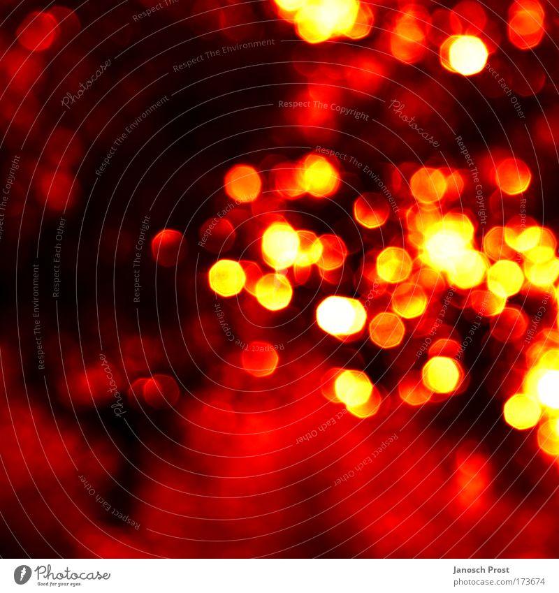.licht Weihnachten & Advent rot Freude schwarz gelb Glück Wärme Feste & Feiern Kunst glänzend gold Feuer Hoffnung Kreis Fröhlichkeit Warmherzigkeit