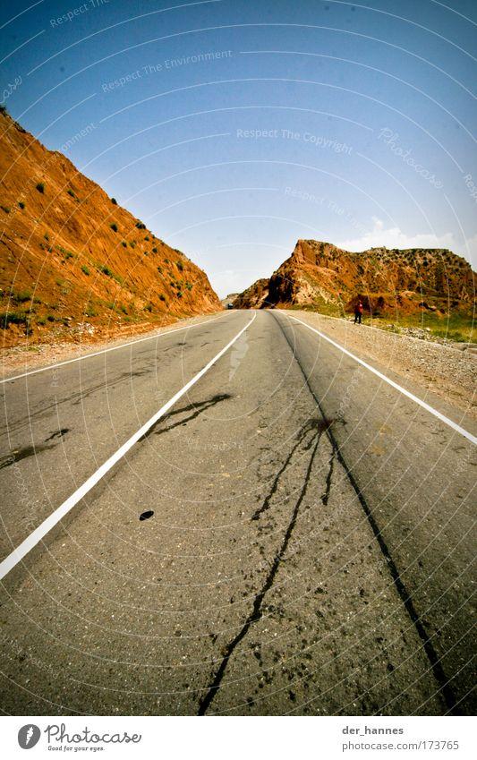 splash Natur gelb Straße Gras Wege & Pfade Straßenverkehr Umwelt Felsen Asien Autobahn Verkehrswege Erdöl Autofahren Fleck spritzen Schlucht