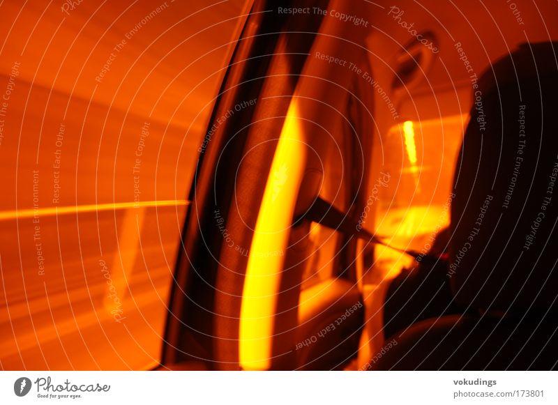 Tunnel Bewegung PKW Geschwindigkeit fahren Autofahren beweglich KFZ