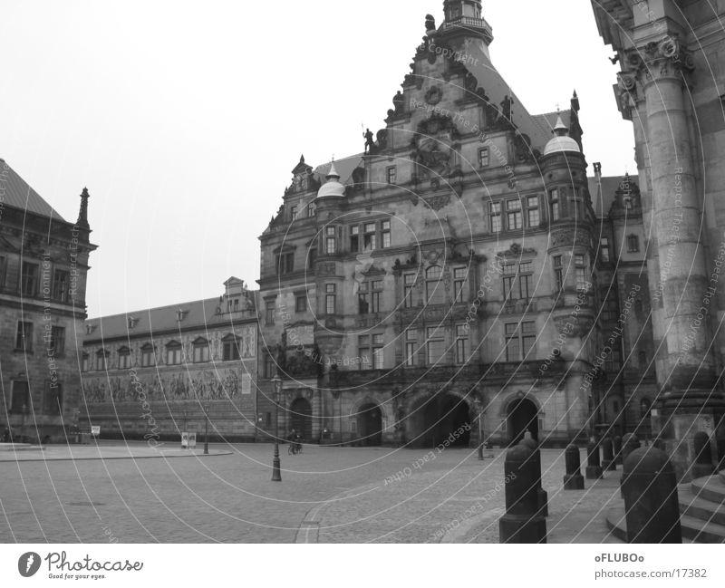 Dresden Stadt Architektur Altstadt