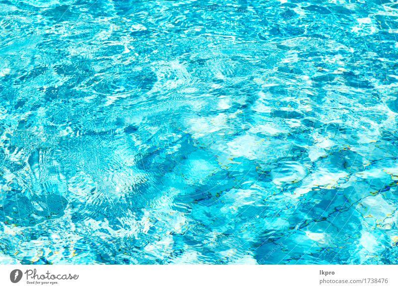 Mittelmeer von Kykladen Griechenland Europa die Farbe und der Reflex Natur blau Sommer schön grün weiß Sonne Meer Erholung schwarz natürlich Stein braun Linie