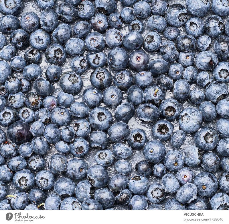 Heidelbeeren Hintergrund Lebensmittel Frucht Dessert Ernährung Bioprodukte Stil Design Gesunde Ernährung Natur Hintergrundbild Vitamin Blaubeeren Beeren