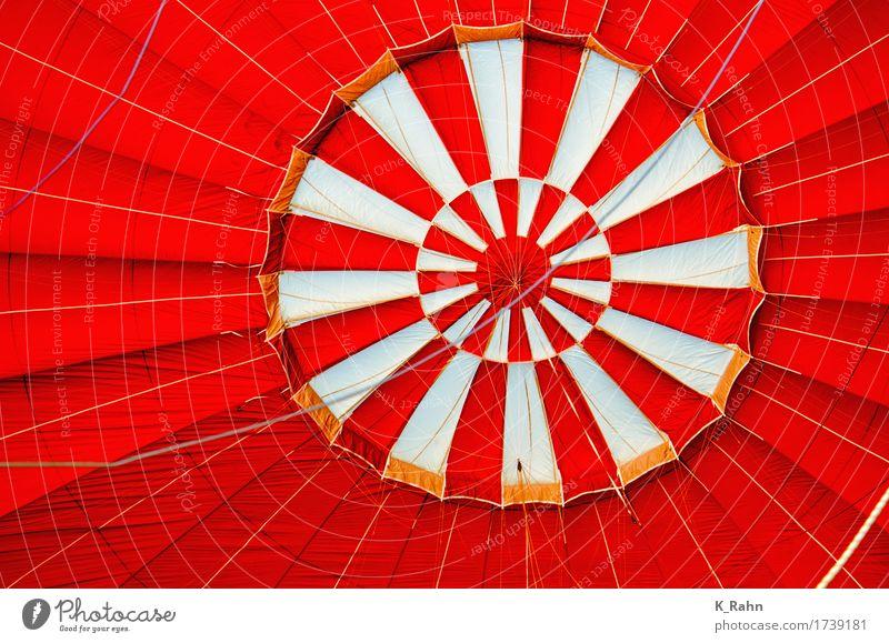 balloon sail Himmel Ferien & Urlaub & Reisen schön rot Freude Leben Sport Glück fliegen Tourismus Design Freizeit & Hobby Luft Luftverkehr Ausflug Erfolg
