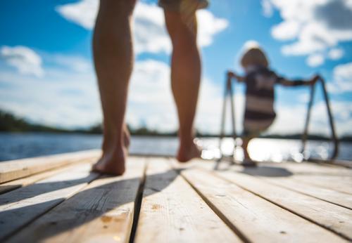 am See Freude schön Wellness Erholung Sauna Ferien & Urlaub & Reisen Tourismus Freiheit Sommer Sommerurlaub Sonne Sonnenbad Strand Meer Strandbar