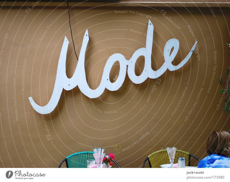 Chic & schön - Mitte Mensch Wand Stil Mauer Mode Lifestyle Freizeit & Hobby Dekoration & Verzierung elegant Schilder & Markierungen ästhetisch einzigartig