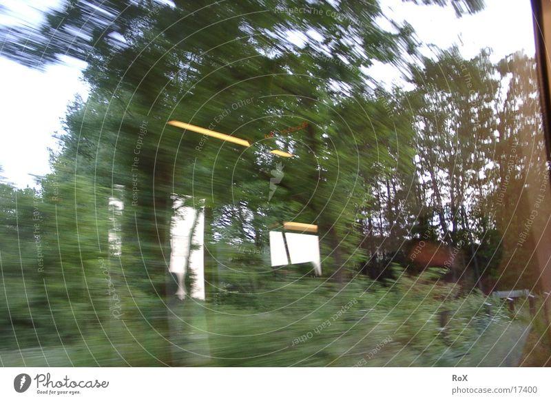 Effekt Eisenbahn Geschwindigkeit Reaktionen u. Effekte Fototechnik