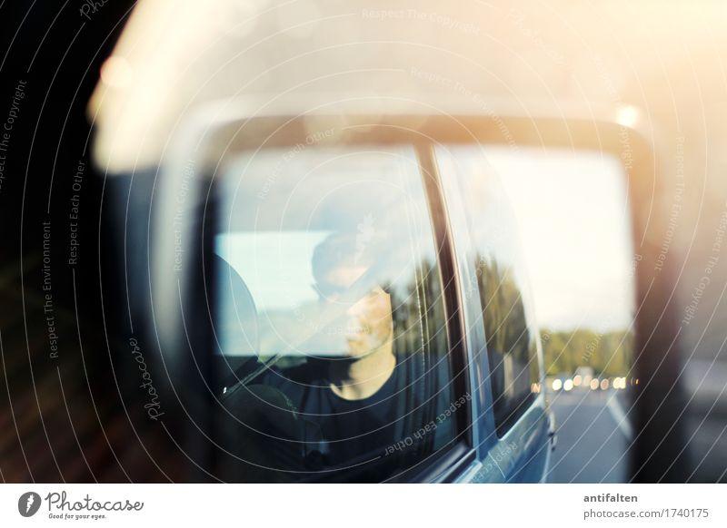 Hossa! Lifestyle Ferien & Urlaub & Reisen Ausflug Ferne Sommer Sommerurlaub Sonne maskulin Mann Erwachsene Leben 1 Mensch 30-45 Jahre Natur Landschaft