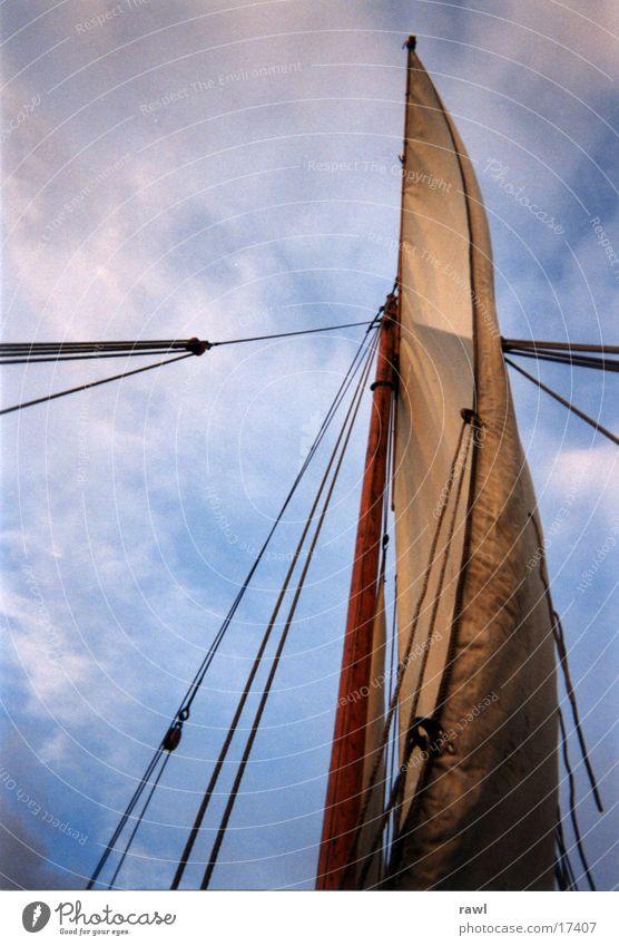 segel Segeln Wasserfahrzeug Schifffahrt Himmel