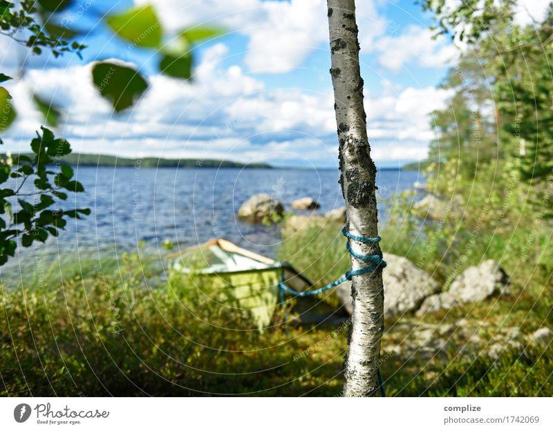 Insel Besuch Himmel Natur Ferien & Urlaub & Reisen Pflanze Sommer Sonne Baum Landschaft Meer Erholung Blatt ruhig Strand Umwelt Sport Küste