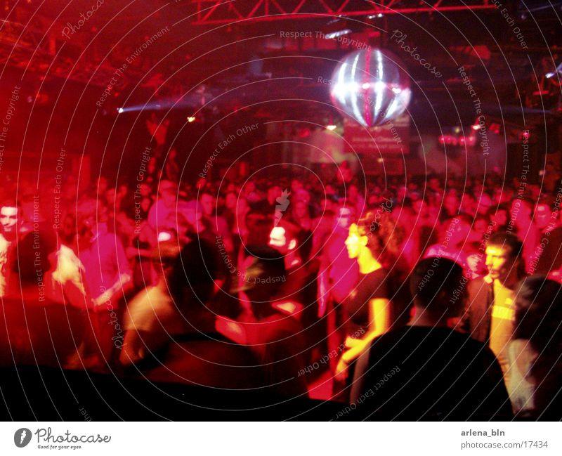 party people Mensch Berlin Party Menschengruppe Club