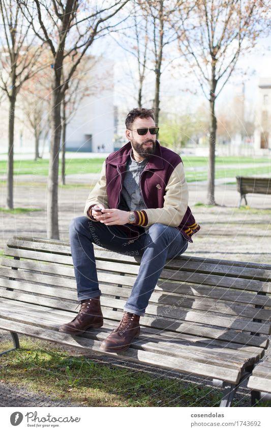 _-_-_ Mensch Jugendliche Junger Mann 18-30 Jahre Erwachsene Lifestyle Stil Spielen maskulin Freizeit & Hobby authentisch Telekommunikation einzigartig Studium