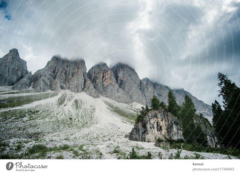 The sky is the limit Himmel Natur Ferien & Urlaub & Reisen Sommer Landschaft Wolken ruhig Ferne Berge u. Gebirge Leben Freiheit Felsen Ausflug Freizeit & Hobby