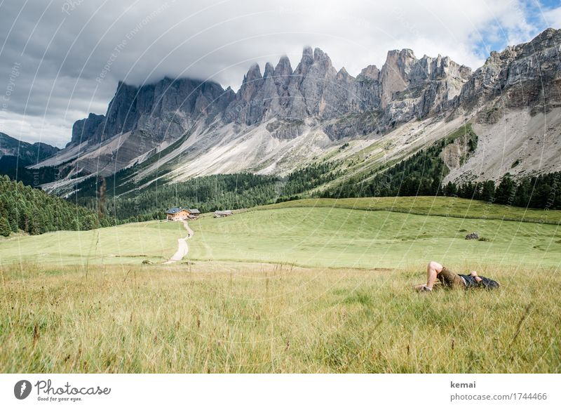 Verschnaufpause Lifestyle Leben harmonisch Wohlgefühl Zufriedenheit Erholung ruhig Freizeit & Hobby Ferien & Urlaub & Reisen Tourismus Ausflug Ferne Freiheit