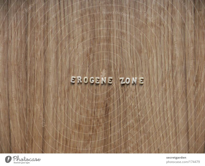 hier bitte drücken. Erotik Holz Stil braun Sex Lebensmittel ästhetisch Schriftzeichen Tisch Hinweisschild Mitte Bioprodukte Nudeln Hinweis Kunstwerk Mittelpunkt