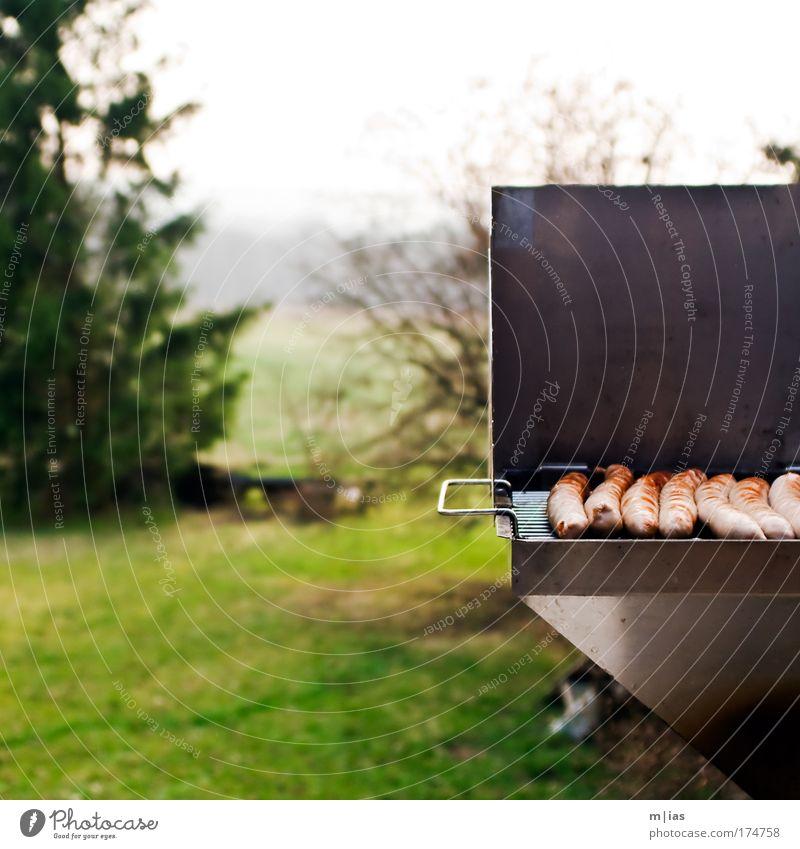 Job zu vergeben. Farbfoto mehrfarbig Außenaufnahme Detailaufnahme Menschenleer Textfreiraum links Tag Unschärfe Zentralperspektive Lebensmittel Fleisch