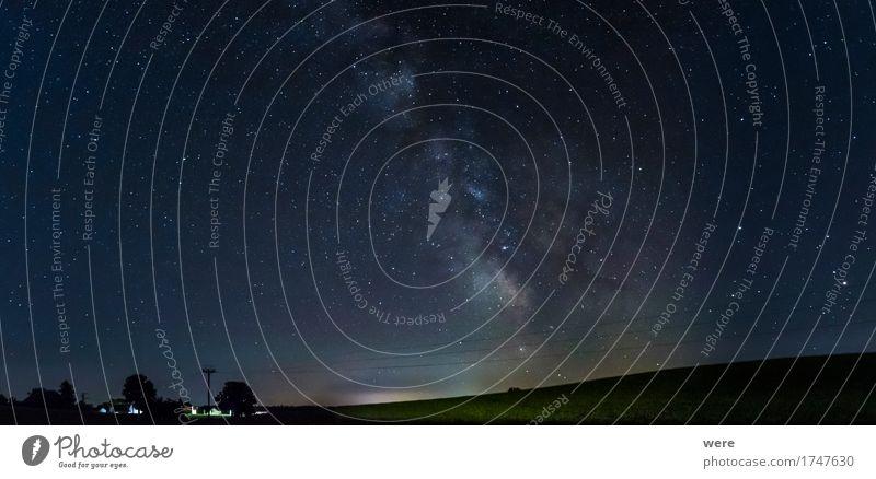 Das Weltall, unendliche Weiten... Nachthimmel Observatorium groß Einsamkeit Asteroid Galaxie Geografie Himmel Leoniden Milchstrasse Naturwunder Perseiden