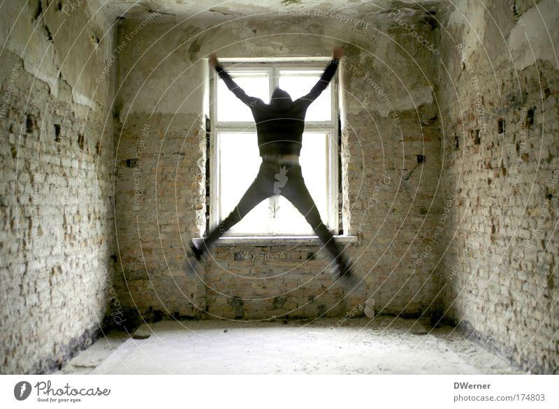 X-Men Lifestyle schön Gesundheit Wohnung Renovieren Kampfsport Mensch maskulin Junger Mann Jugendliche 1 18-30 Jahre Erwachsene Tänzer Haus Industrieanlage
