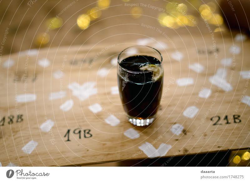 Kuba Libre Getränk trinken Alkohol Spirituosen Rum Cocktail Cola elegant Stil Design Freude Leben harmonisch Freizeit & Hobby Spielen Abenteuer Freiheit