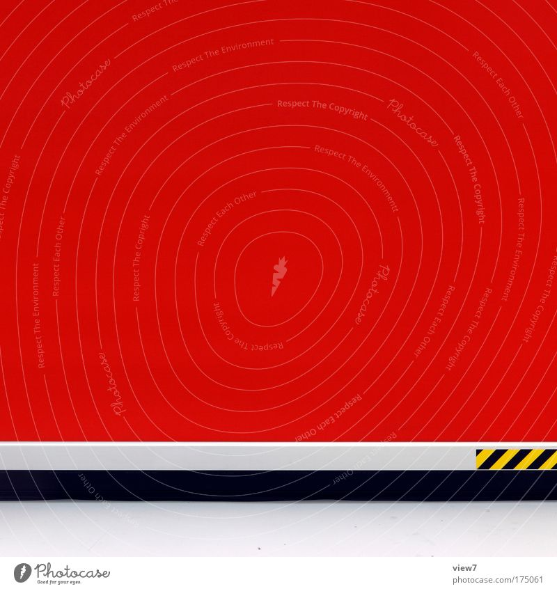 NeonROT Farbfoto mehrfarbig Außenaufnahme Menschenleer Textfreiraum oben Textfreiraum Mitte Starke Tiefenschärfe einrichten Innenarchitektur Raum Industrie