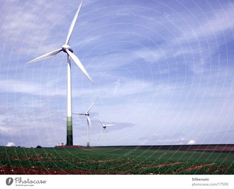 Windkraft Berge u. Gebirge Windkraftanlage Erneuerbare Energie