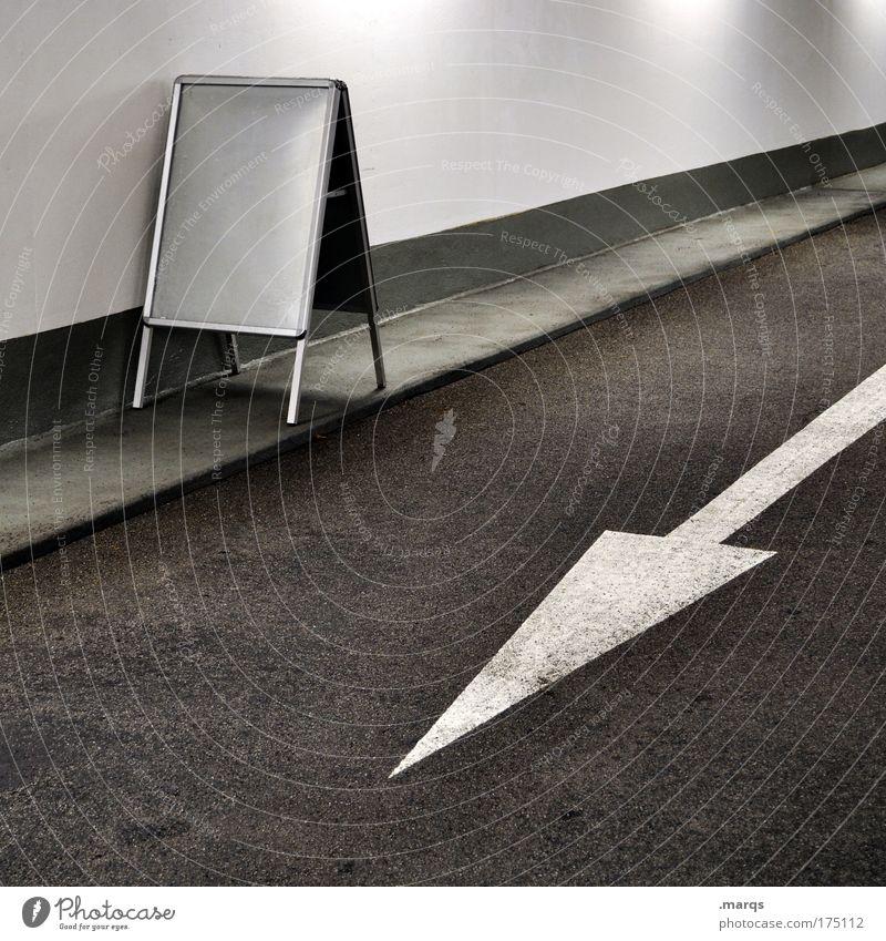 Your Ad here Stadt Straße dunkel Wege & Pfade dreckig Straßenverkehr Design Verkehr fahren einfach Werbung Tunnel Dienstleistungsgewerbe Mobilität Verkehrswege