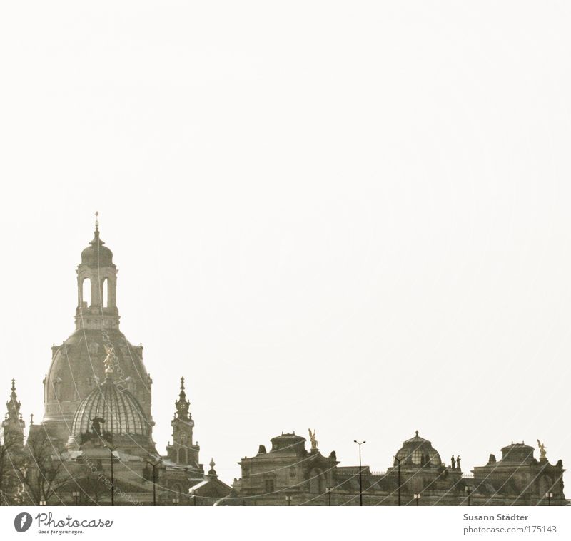 01067 alt Ferien & Urlaub & Reisen Haus Ferne Erholung glänzend Design Ausflug Brücke Kirche Tourismus Dekoration & Verzierung Häusliches Leben Dresden entdecken Laterne