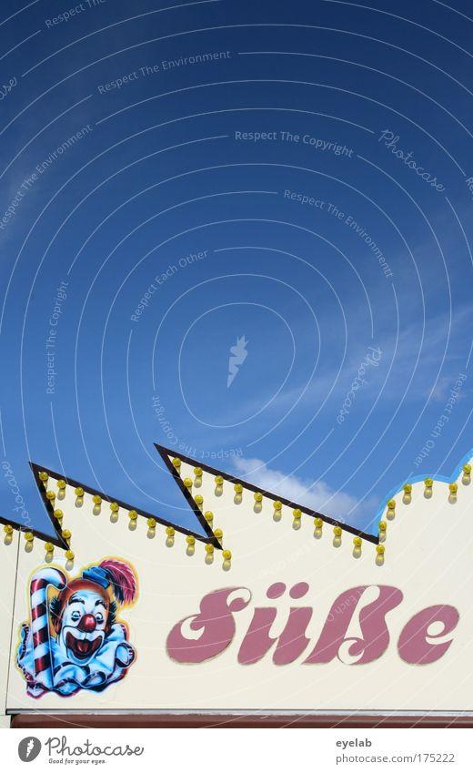 - Tüte Himmel Freude Wolken Ernährung Wetter Beleuchtung Freizeit & Hobby Schriftzeichen Dekoration & Verzierung süß Kitsch Zeichen Werbung Schönes Wetter Süßwaren Jahrmarkt