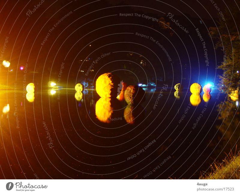Licht am Wall Wasser Farbe Mauer Freizeit & Hobby Planet Bremen