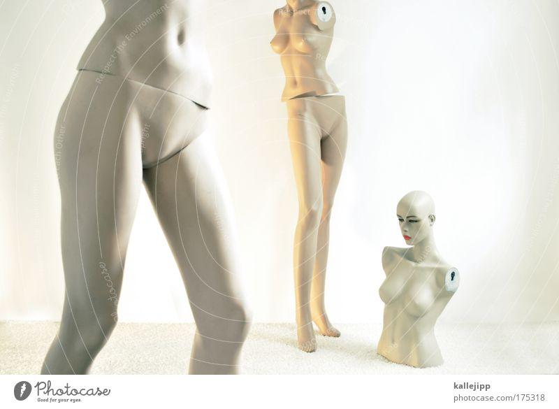 ersatzteillager Mensch Jugendliche schön Erwachsene feminin Kopf Stil Beine Körper elegant Haut Design Junge Frau 18-30 Jahre Lifestyle Ohr