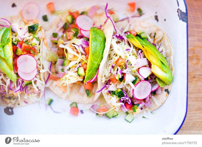 Foodfoto III Gesunde Ernährung Speise Foodfotografie Essen Gesundheit Lebensmittel frisch Fisch lecker ungesund Kalifornien Avocado Tacos