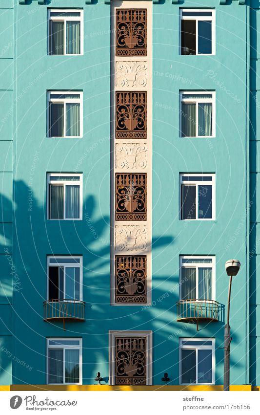 Around the World: Santa Monica Ferien & Urlaub & Reisen Sommer Sonne Reisefotografie Tourismus Fassade USA entdecken Palme Los Angeles
