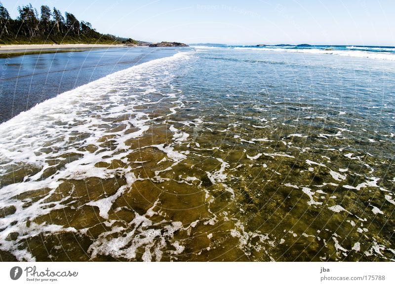 tauchparadies? Wasser Ferien & Urlaub & Reisen Meer Sommer Strand Freude ruhig Ferne Erholung Küste Sand Wellen Zufriedenheit Insel Tourismus Schönes Wetter