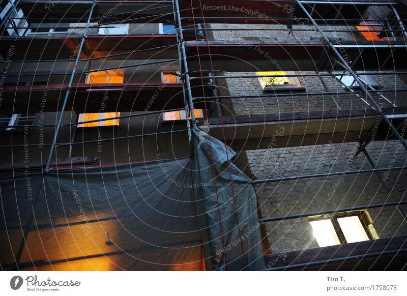 energetische Vertreibung Berlin Prenzlauer Berg Stadt Hauptstadt Stadtzentrum Altstadt Menschenleer Haus Mauer Wand Fenster Handel Überleben