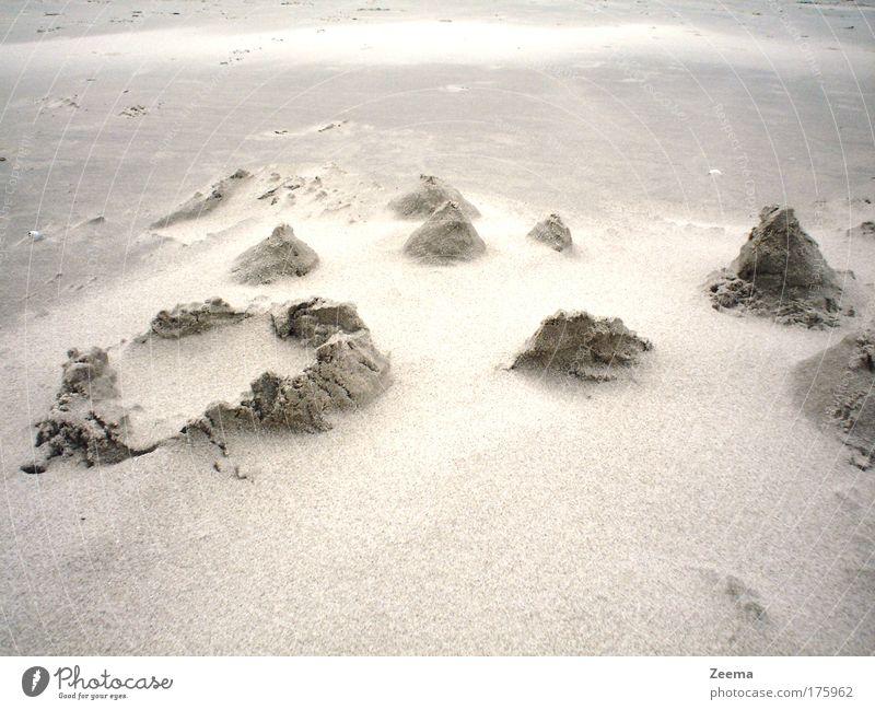 Wüste? Natur Strand Sand Landschaft Stimmung