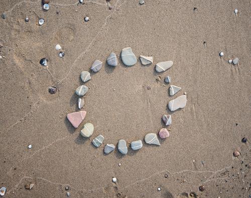 Einheit Gesundheit Wellness harmonisch Sinnesorgane Meditation Sauna Ferien & Urlaub & Reisen Sommer Sommerurlaub Strand Meer Hochzeit Schwimmen & Baden