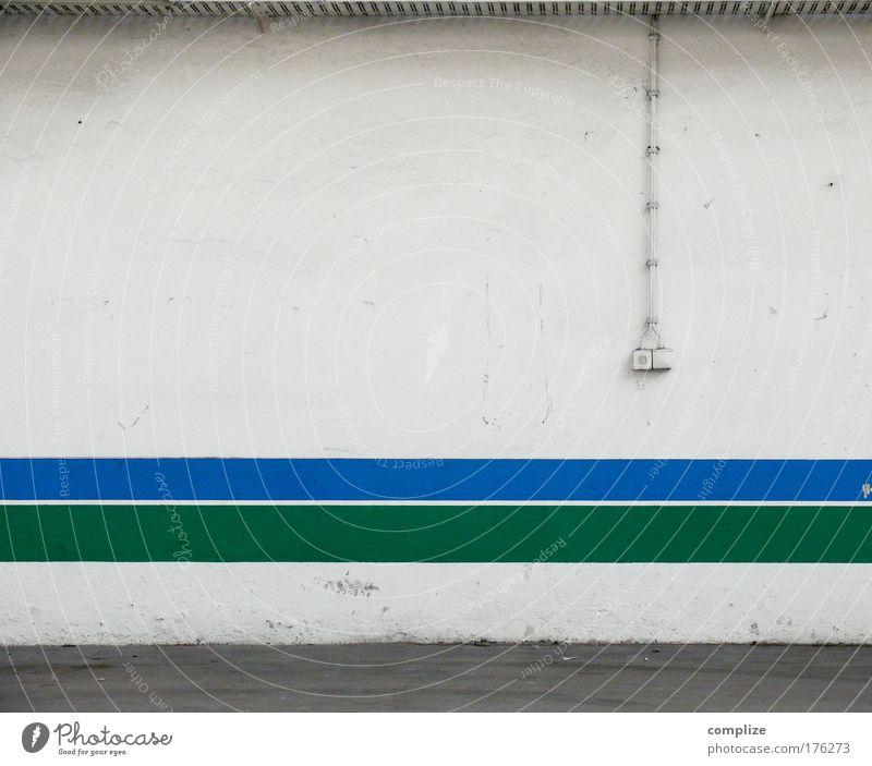 an/aus grün blau Linie Industrie Elektrizität ästhetisch Zukunft Technik & Technologie Kabel Wissenschaften Wirtschaft hängen beweglich Garage Schalter