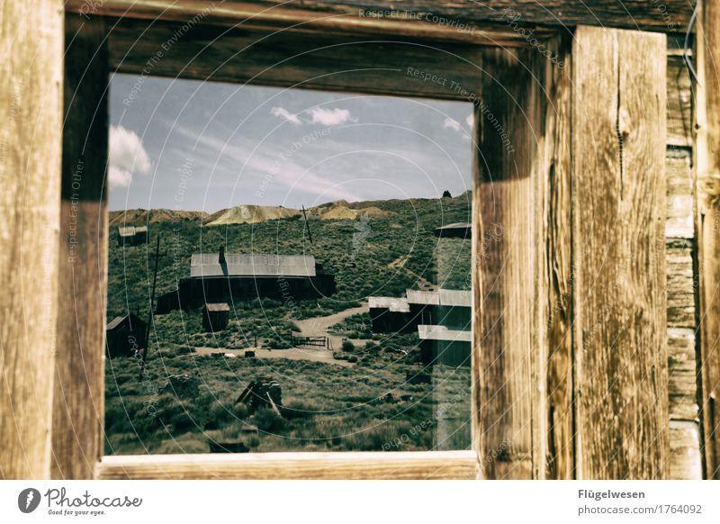 Wild Wild West [25] Ausflug Abenteuer Ferne retro Altbau Wilder Westen Western Westernstadt Geisterhaus Geisterstadt USA Amerika Leerstand ausgestorben