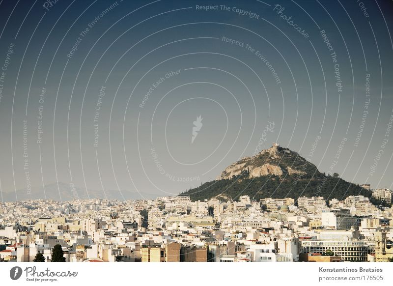 a piece of Athens #03 Farbfoto Gedeckte Farben Außenaufnahme Menschenleer Textfreiraum links Textfreiraum rechts Textfreiraum oben Textfreiraum Mitte