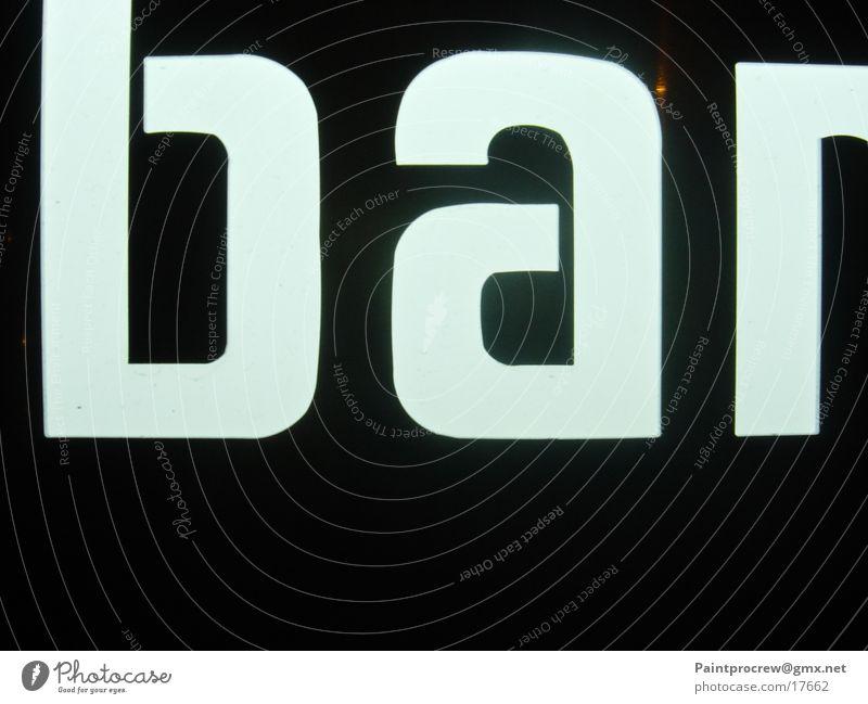 BarLeuchtschrift Bar Freizeit & Hobby Leuchtreklame