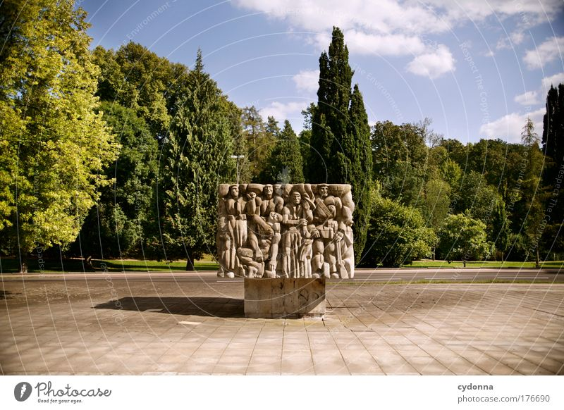 Gute Vorsätze Natur Leben Landschaft Freiheit Traurigkeit träumen Park Kunst Kraft Design ästhetisch Zukunft Wandel & Veränderung Macht Kommunizieren